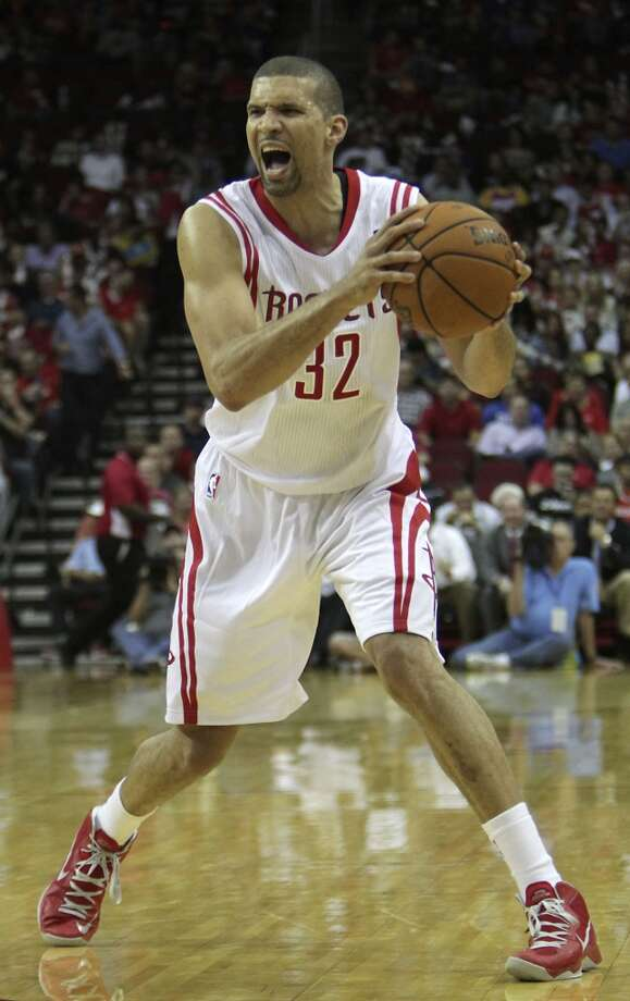 Francisco Garcia Small forward/shooting guard Age: 32 Status: Unrestricted Photo: James Nielsen, Houston Chronicle