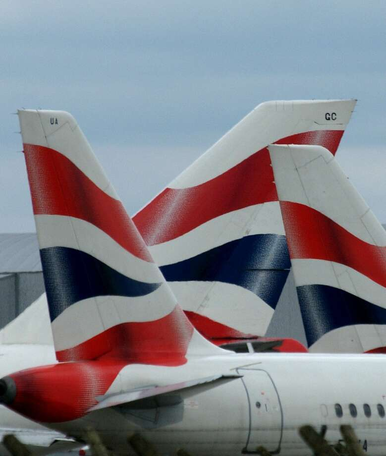 "British Airways' blanket can analyze the ""meditative state"" of premium-cabin fliers. Photo: Max Nash, AP"