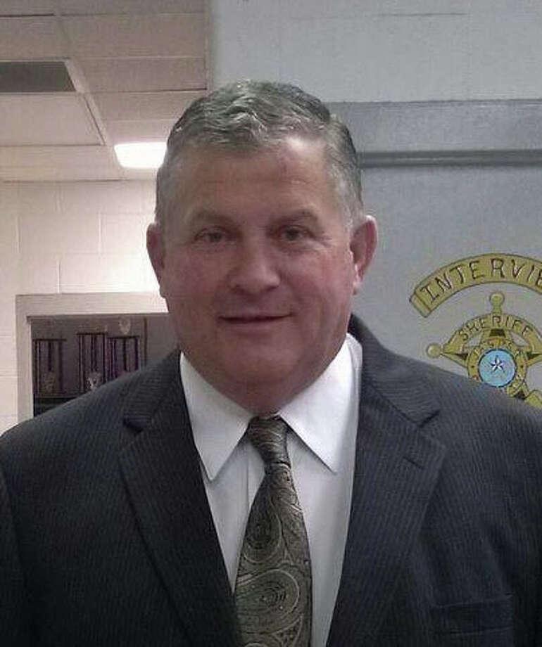 Sheriff Mitchel Newman