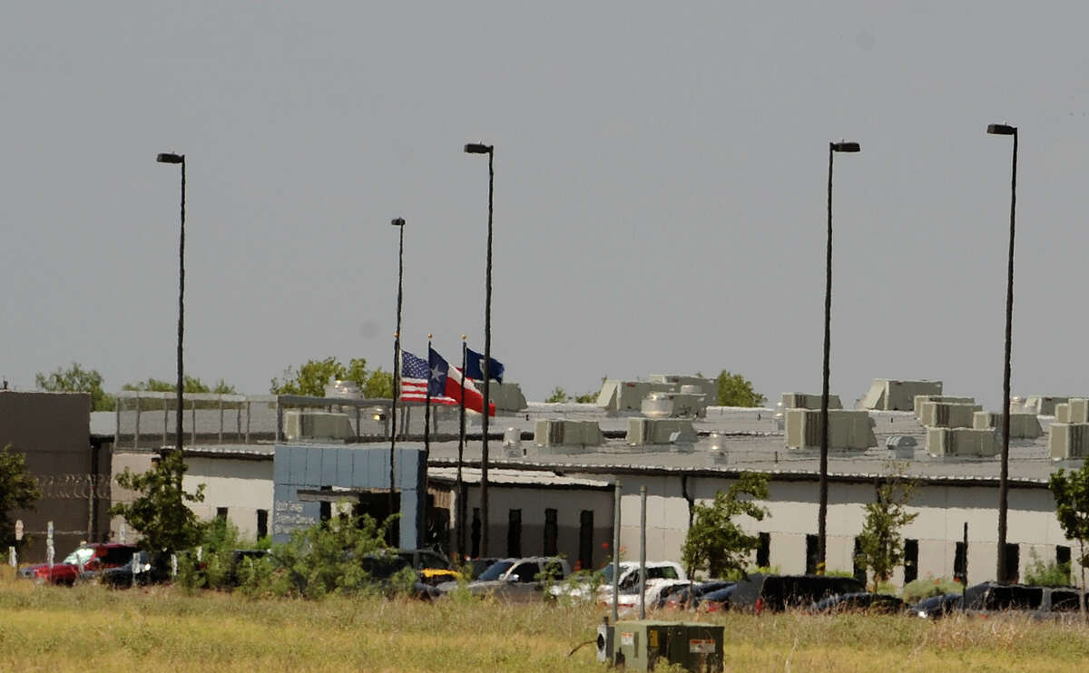 Several Iraqis are being held at the South Texas Detention Complex in Pearsall, Texas. BILLY CALZADA / gcalzada@express-news.net