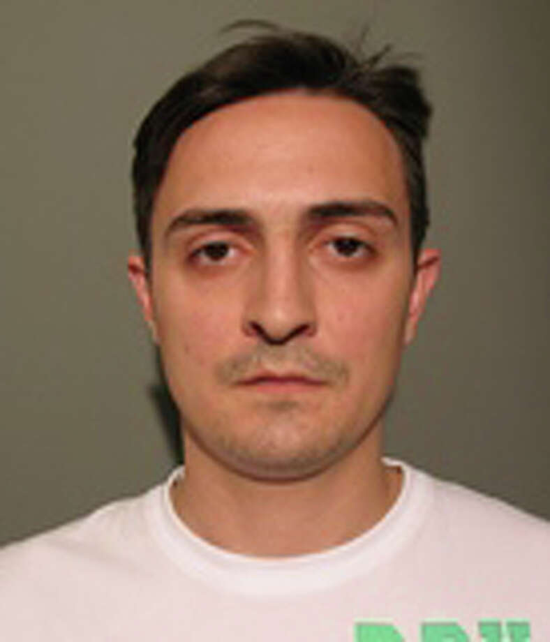 Flamur Thaqi, 27, of 21 Limerick St., Stamford, was arrested June 30 on charges of third-degree burglary and first-degree larceny after almost five years of investigation by New Canaan police. Photo: Contributed Photo, Contributed / New Canaan News Contributed