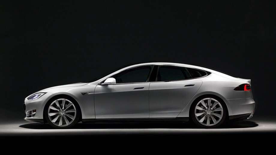 Tesla Motors' Model S car. Photo: Tesla Motors, Courtesy