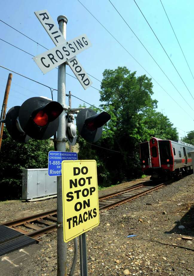 Click through to see which southwest Connecticut towns led the area in train crossing accidents. Photo: Cathy Zuraw / Stamford Advocate