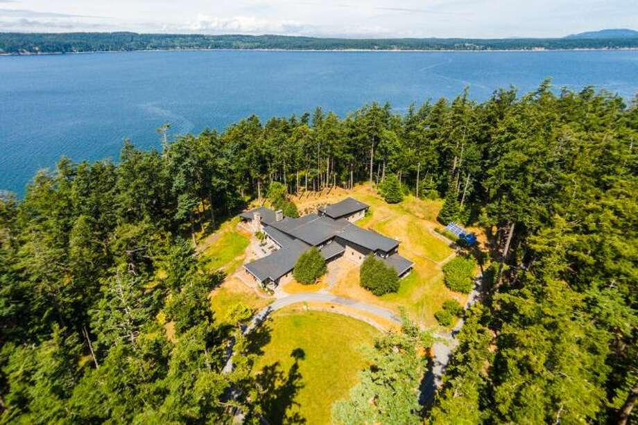 View of Trump Island. Photo: Courtesy Leigh Zwicker/Windermere Real Estate