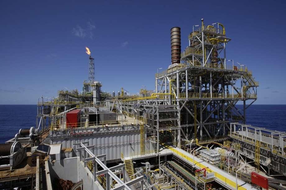 No. 28: Petrobras Country: Brazil  This Thursday, Oct. 28, 2010 file photo shows a view of the Petrobras offshore ship platform FPSO Cidade de Angra dos Reis. Photo: Felipe Dana, ASSOCIATED PRESS