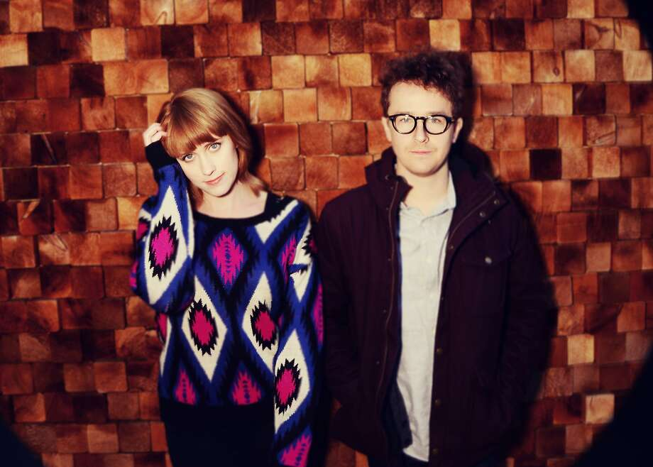 Jenn Wasner and Andy Stack make up Wye Oak, headlining at the Phono Del Sol festival. Photo: Shervin Lainez