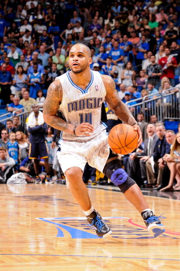 Jameer Nelson Point guard Age: 32 Status: Unrestricted Photo: Fernando Medina, NBAE/Getty Images / 2012 NBAE