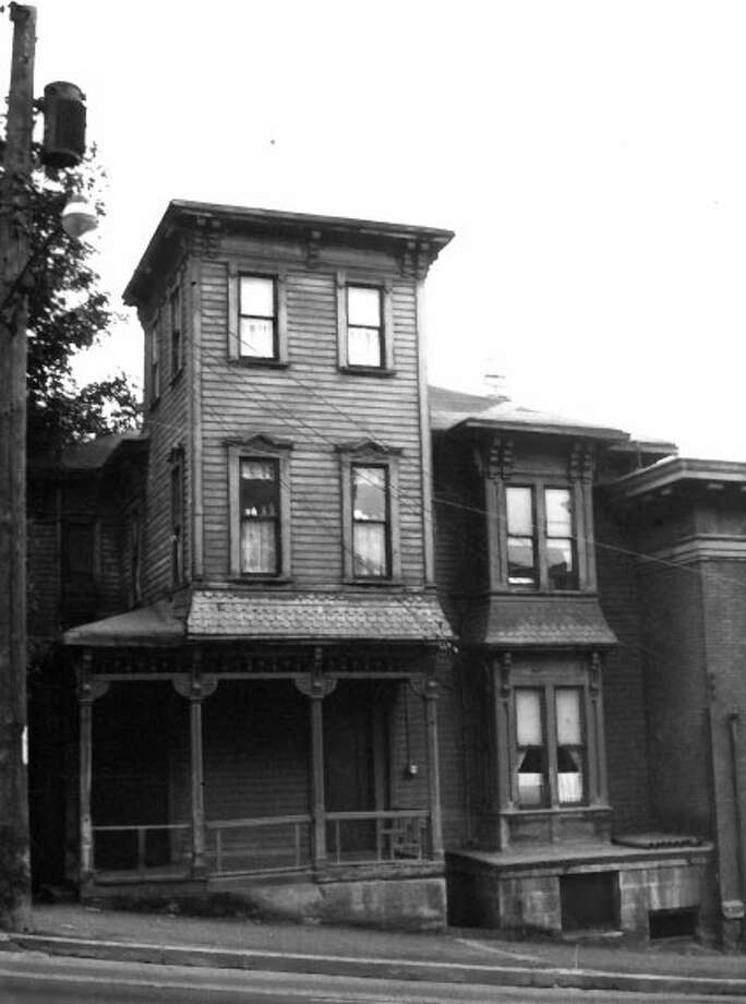 Ward House -- 520 E. Denny Way -- Added to the National Register of Historic Places on March 16, 1972. Photo: National Register Of Historic Places