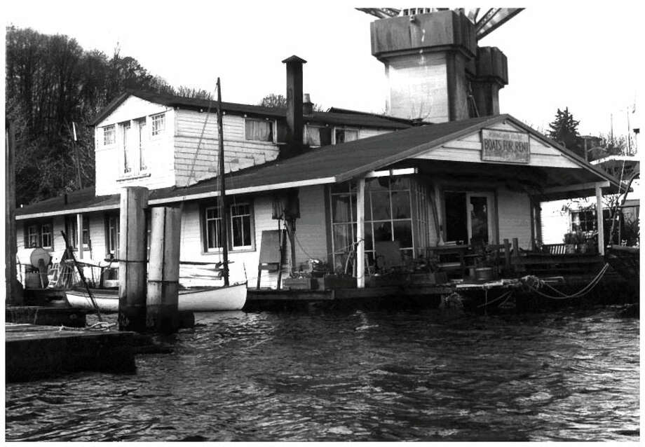 Wagner Houseboat -- 2770 Westlake Ave. N. -- Added to the National Register of Historic Places on Feb. 19, 1982. Photo: National Register Of Historic Places