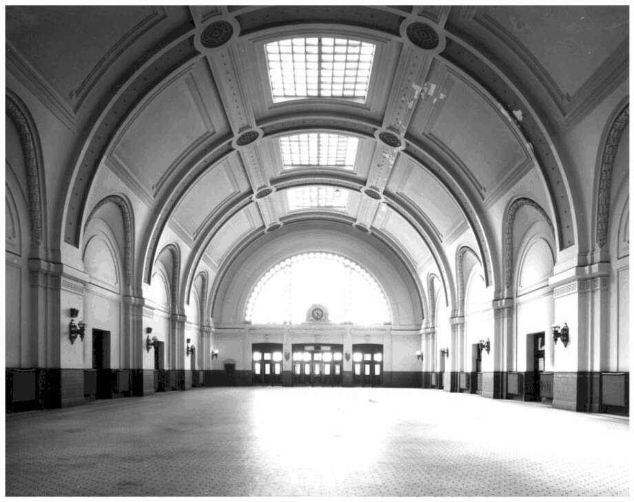 Union Station -- 4th Avenue South and South Jackson Street  -- Added to the National Register of Historic Places on Aug. 30, 1974. Photo: National Register Of Historic Places