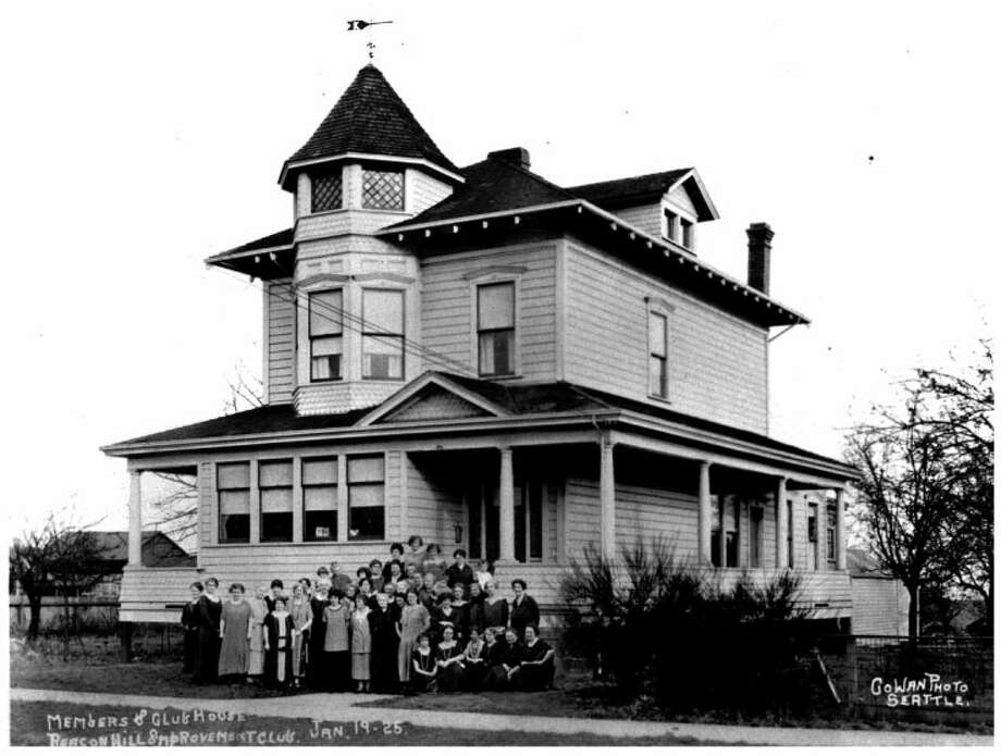 Turner-Koepf House -- 2336 15th Ave. S. -- Added to the National Register of Historic Places on April 22, 1976. Photo: National Register Of Historic Places