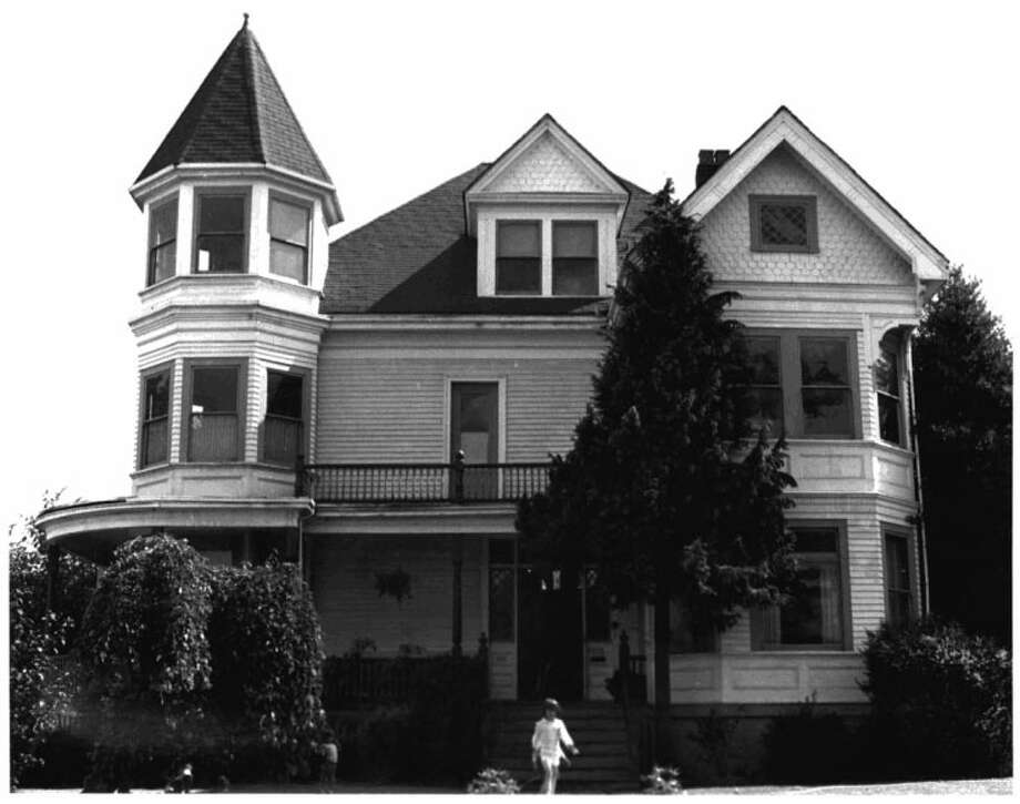 Will H. Thompson House -- 3119 S. Day St. -- Added to the National Register of Historic Places on Nov. 29, 1979. Photo: National Register Of Historic Places