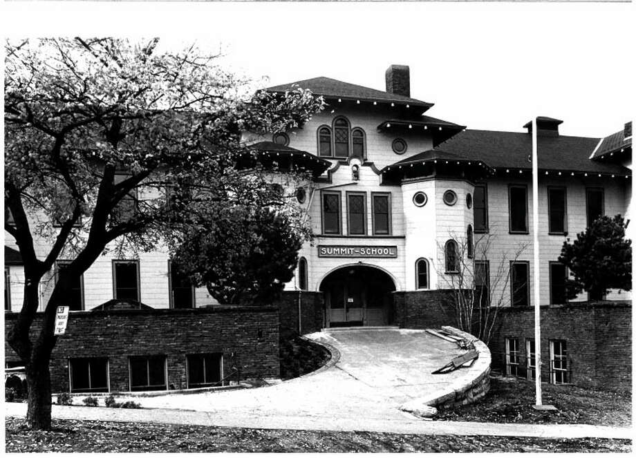 Summit School -- East Union Street and Summit Avenue -- Added to the National Register of Historic Places on Oct. 4, 1979. Photo: National Register Of Historic Places