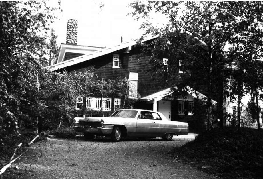 Ellsworth Storey Residences -- 260, 270 E. Dorffel Dr. -- Added to the National Register of Historic Places on April 14, 1972. Photo: National Register Of Historic Places