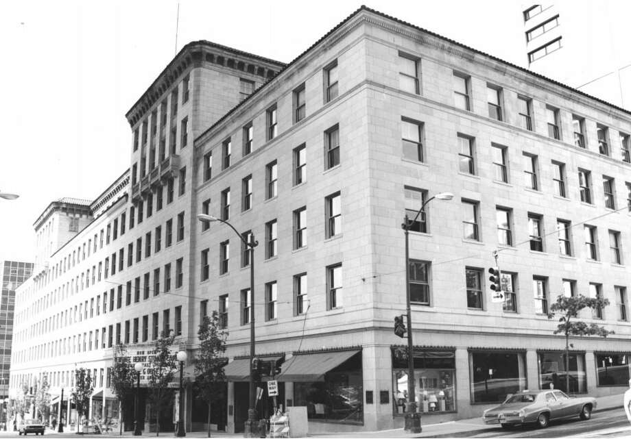 Skinner Building -- 1300-1334 5th Ave. -- Added to the National Register of Historic Places on Nov. 28, 1978. Photo: National Register Of Historic Places