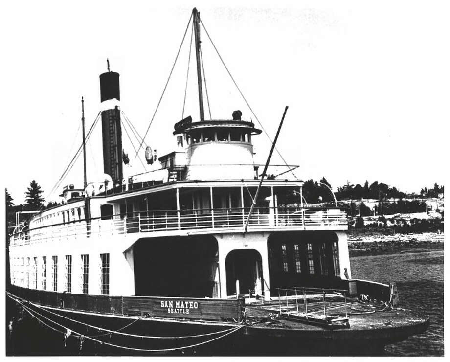 S.S. SAN MATEO -- Added to the National Register of Historic Places on April 7, 1971. Photo: National Register Of Historic Places