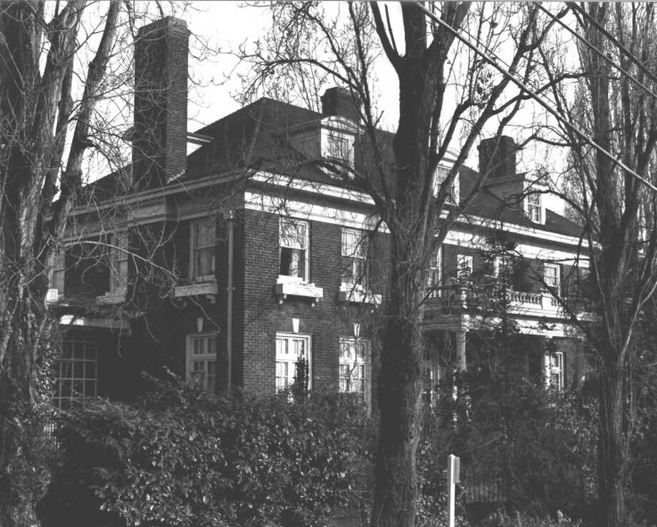 Raymond-Ogden Mansion -- 702 35th Ave. -- Added to the National Register of Historic Places on June 15, 1979. Photo: National Register Of Historic Places