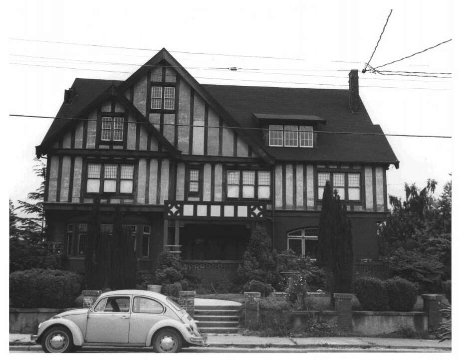 Joseph Kraus House -- 2812 Mt. Saint Helens Pl. -- Added to the National Register of Historic Places on Feb. 25, 1982. Photo: National Register Of Historic Places
