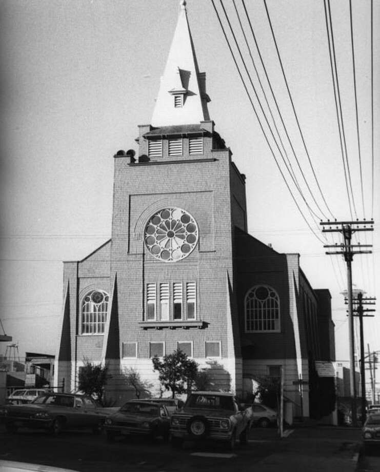 Immanuel Lutheran Church -- 1215 Thomas St. -- Added to the National Register of Historic Places on Feb. 25, 1982. Photo: National Register Of Historic Places