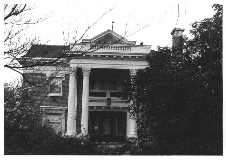 Samuel Hyde House -- 3726 E. Madison St. -- Added to the National Register of Historic Places on April 12, 1982. Photo: National Register Of Historic Places