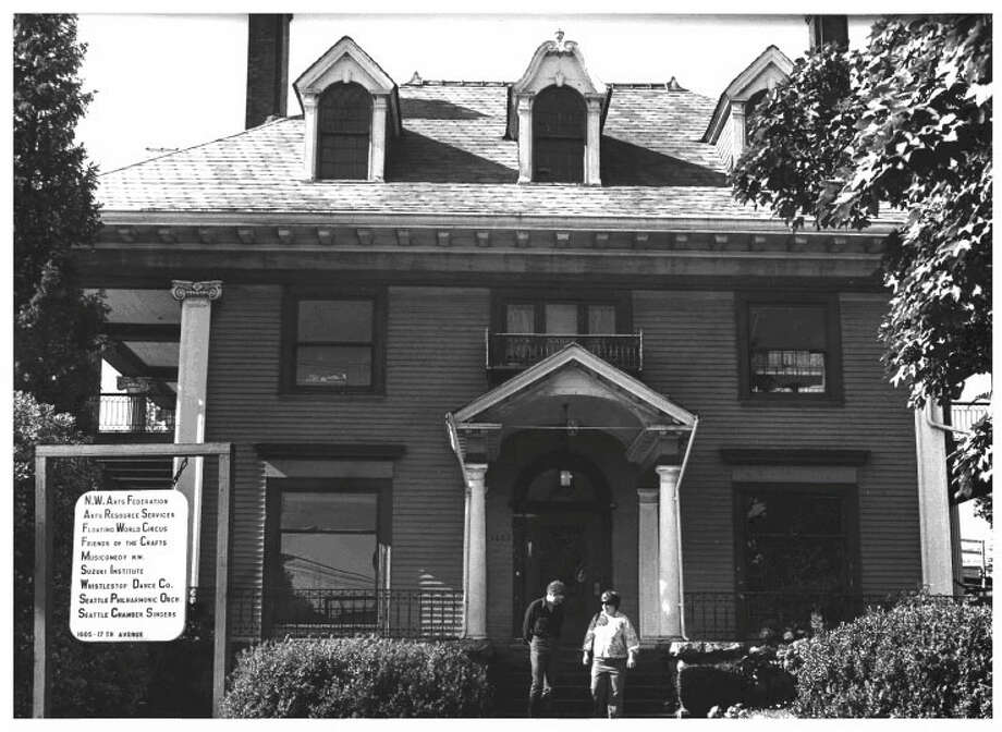 Caroline Kline Galland House -- 1605 17th Ave. -- Added to the National Register of Historic Places on Feb. 8, 1980. Photo: National Register Of Historic Places