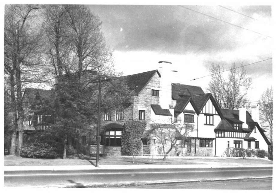 Eliza Ferry Leary House -- 1551 10th Ave. E. -- Added to the National Register of Historic Places on April 14, 1972. Photo: National Register Of Historic Places