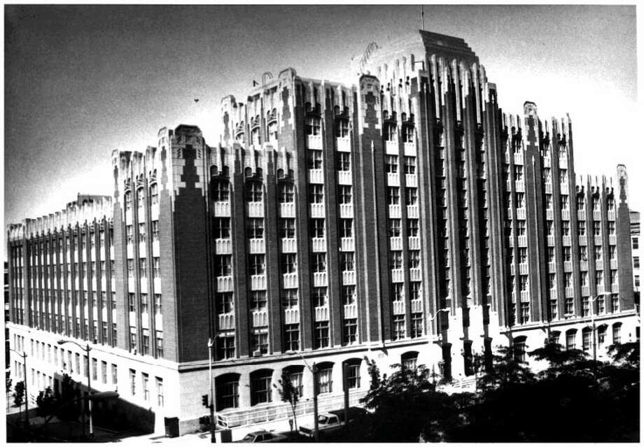 Federal Office Building -- 909 1st Ave. -- Added to the National Register of Historic Places on April 30, 1979. Photo: National Register Of Historic Places