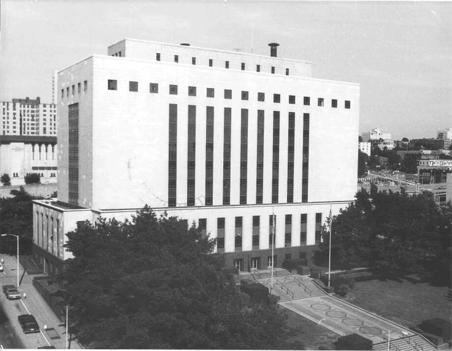 Kenzo Nakumura Courthouse -- 1010 5th Ave. -- Added to the National Register of Historic Places on Jan. 7, 1980. Photo: National Register Of Historic Places