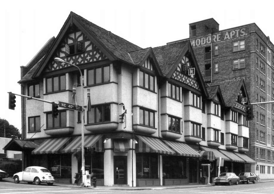 The College Inn -- 4000 University Way N.E. -- Added to the National Register of Historic Places on Feb. 25, 1982. Photo: National Register Of Historic Places