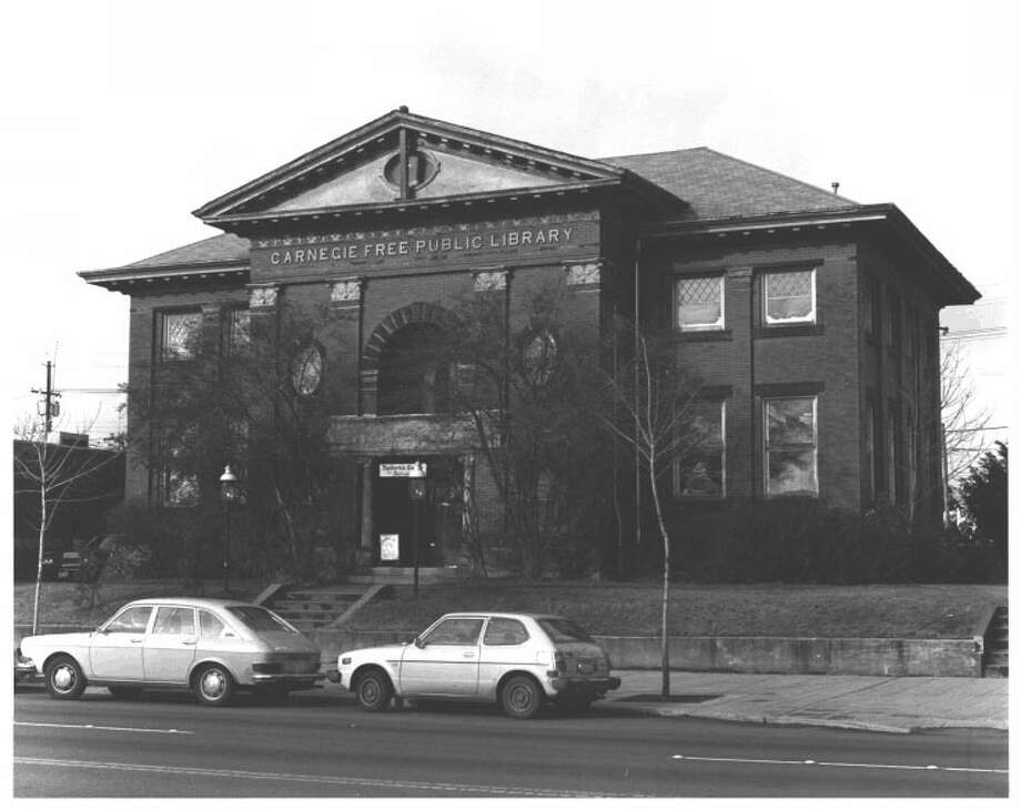 Ballard Carnegie Library -- 2026 N.W. Market St. -- Added to the National Register of Historic Places on June 15, 1979. Photo: National Register Of Historic Places