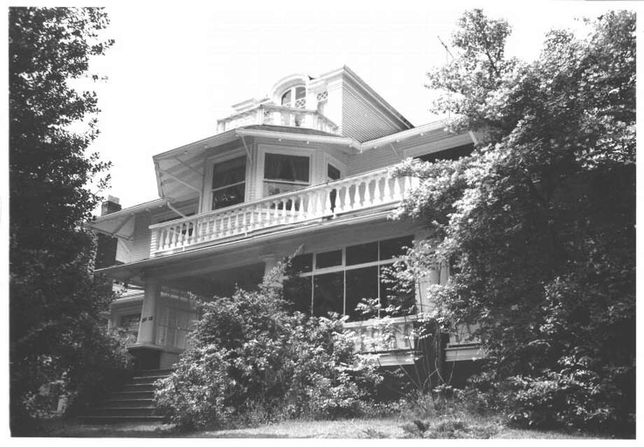 Richard A. Ballinger House -- 1733 39th Ave. -- Added to the National Register of Historic Places on May 28, 1976. Photo: National Register Of Historic Places