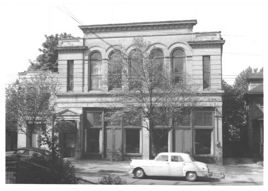 Assay Office -- 613 9th Ave. – Added to the National Register of Historic Places on March 16, 1972. Photo: National Register Of Historic Places