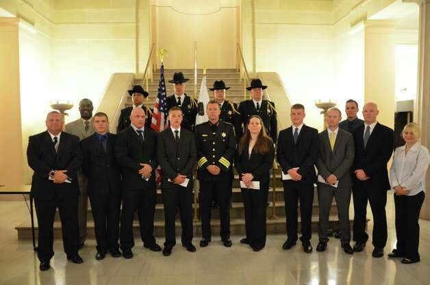 Police agencies announce promotions, new officers - Times ...