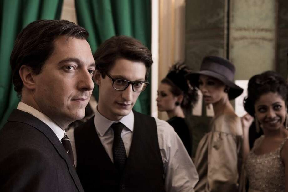 GUILLAUME GALLIENNE and PIERRE NINEY star in YVES SAINT LAURENT Photo: Photo: Thibault Grabherr © Tibo & Anouchka – SND