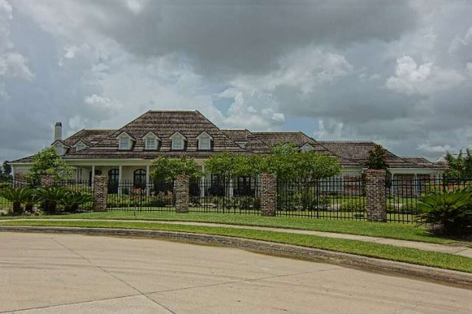 6 Estates Of Montclaire, Beaumont: $3,250,000This extravagant home has 7 bedrooms and 8 bathrooms for a total of 18,000 square feet. Photo: Zillow