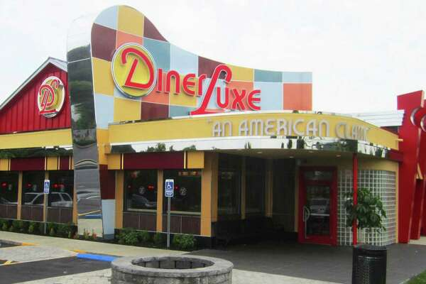 DinerLuxe, a family restaurant, is located along Danbury Road (Route 7 South) in New Milford. July 2014