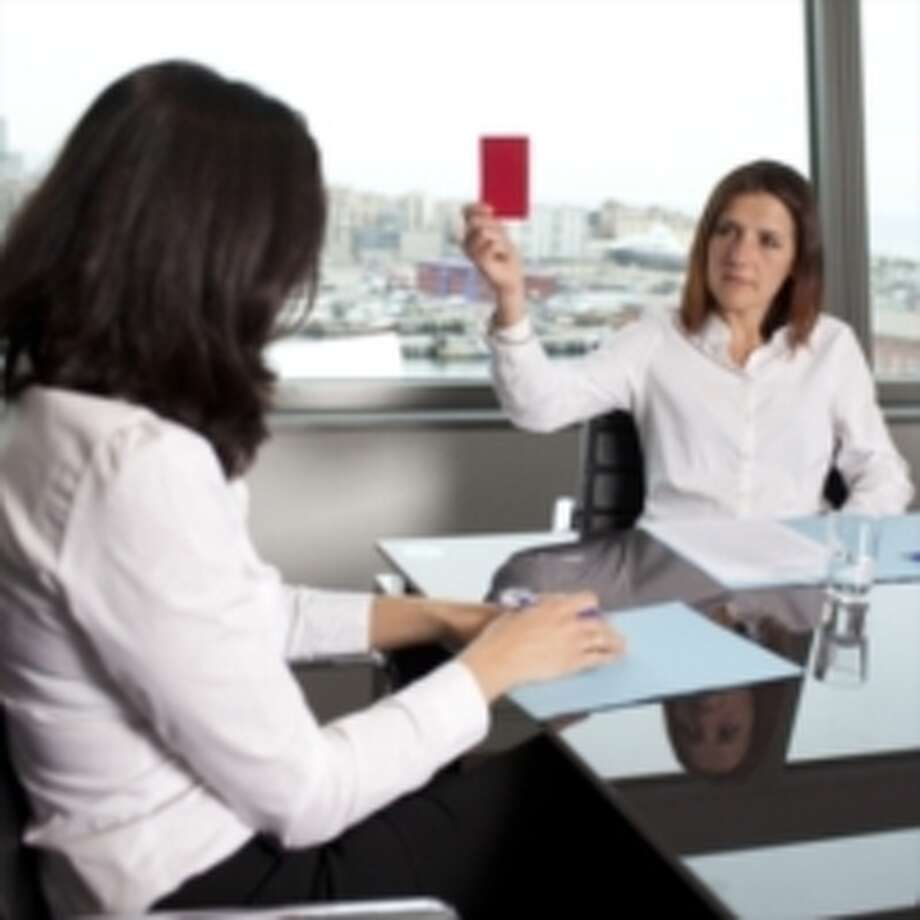 9 Things You Should Never Say In A Job Interview