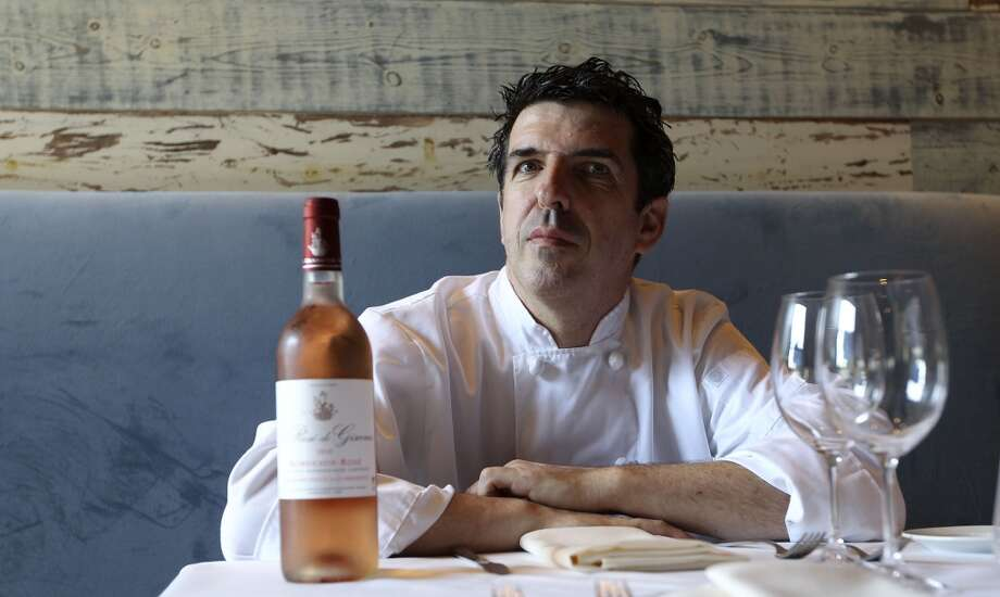 Etoile chef/owner Philippe Verpiand will host a Bastille Day dinner with guest chef Philippe Schmit.  ( Karen Warren / Houston Chronicle ) Photo: Karen Warren, Houston Chronicle