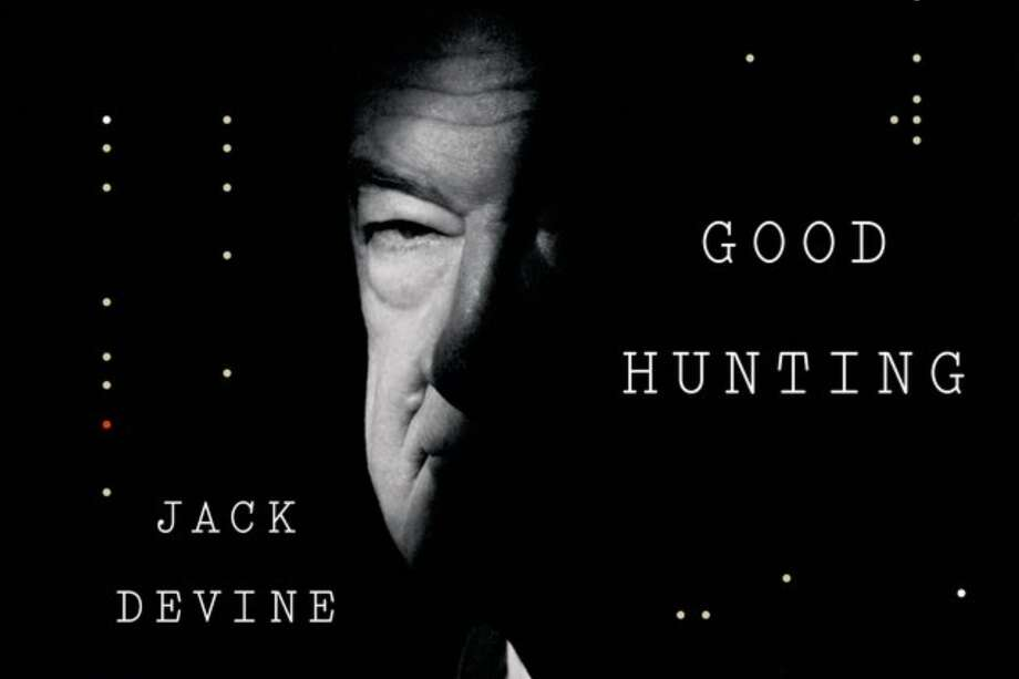 """From the cover of """"Good Hunting,"""" by Jack Devine with Vernon Loeb."""