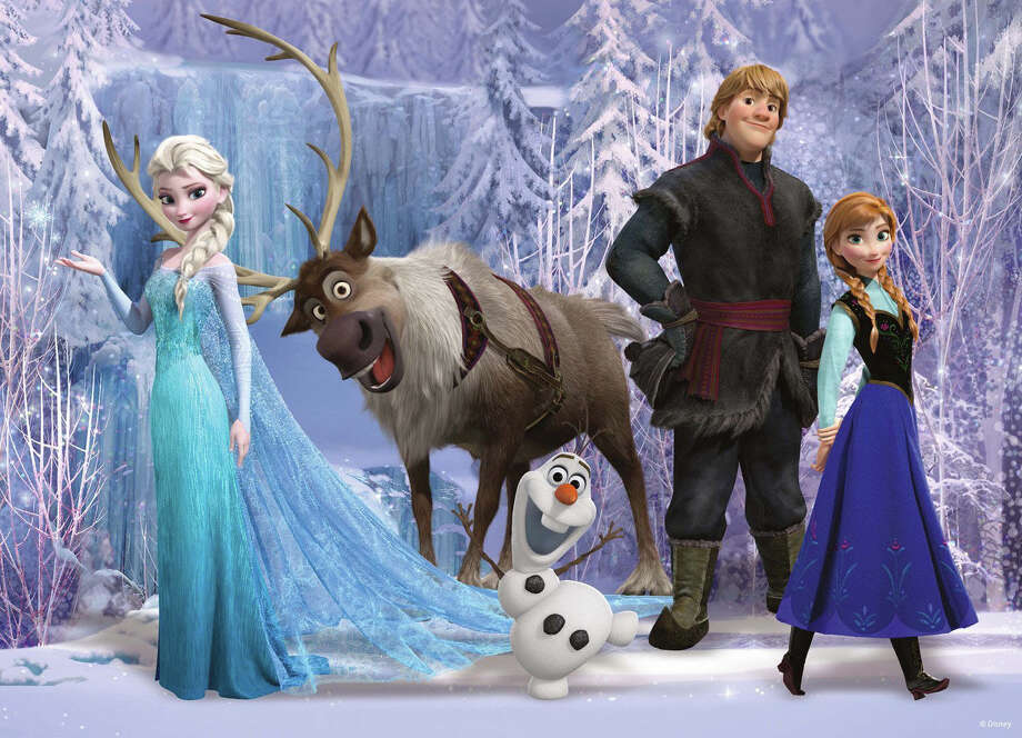 """Stamford's Avon Theatre hosts a """"Frozen"""" sing-along on Saturday, July 19. Photo: Contributed Photo / Stamford Advocate Contributed"""