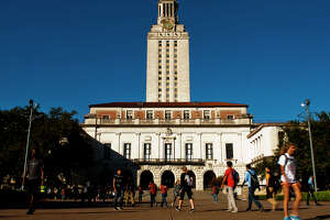 Will students returning to UT-Austin in the fall find a new president in the Main Building?