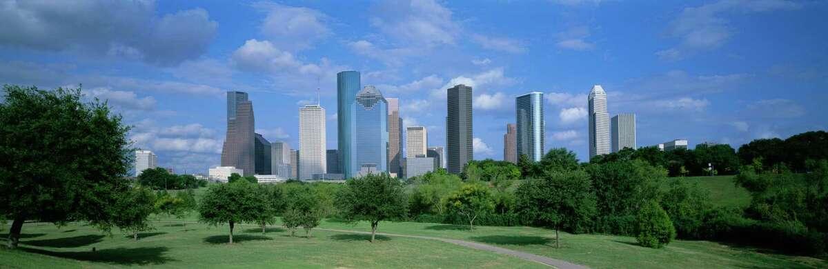 Houston average: $1,118