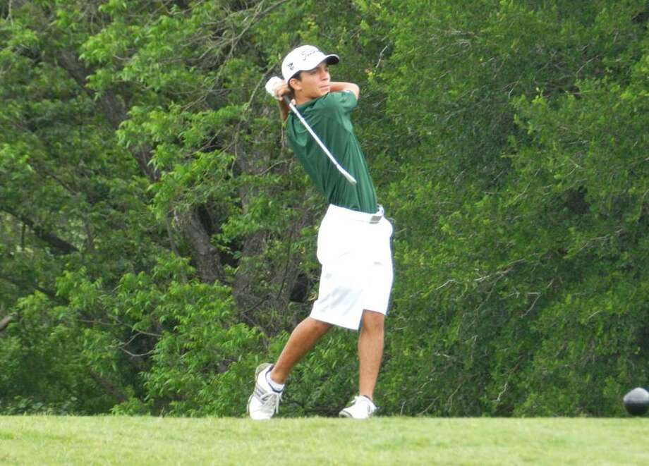 Clear Falls junior Raul Hernandez will compete in his second straight University Interscholastic League Golf State Tournament on Monday and Tuesday, April 29-30, 2013 in Austin. (Courtesy Clear Falls Golf) Photo: Scott Hainline