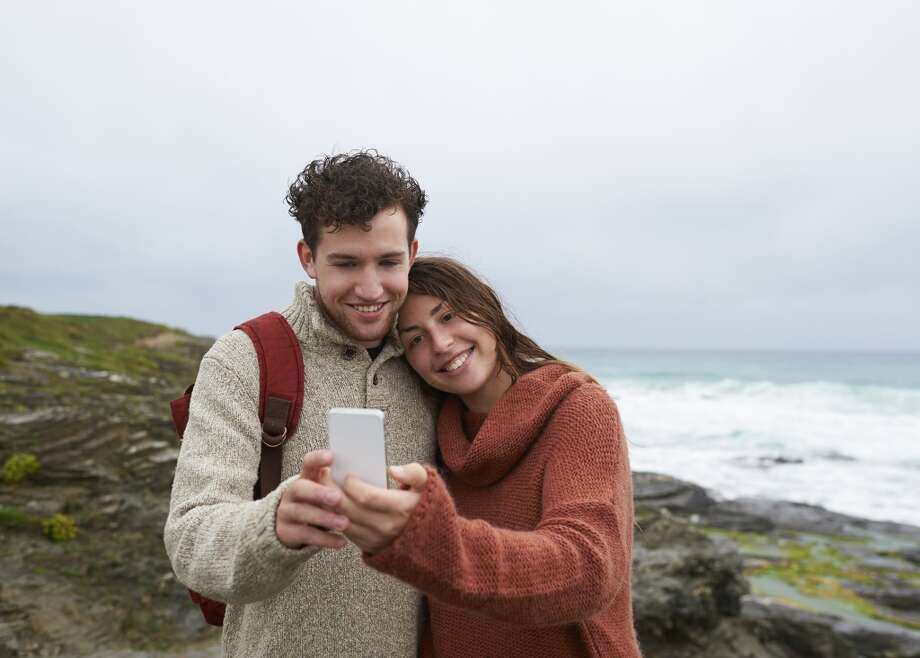 Having a joint Facebook account so you can keep tabs on each other– Just because you're a couple doesn't mean you're not two separate people. If you can't trust your significant other to have their own Facebook or Twitter account, you need to address the trust issue rather than force them to live under social media surveillance. Photo: Dougal Waters, Getty Images