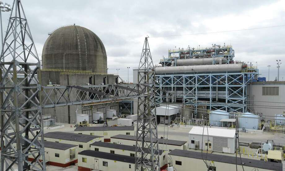 In addition to solar, among the sources CPS Energy draws on for securing power is the South Texas Project nuclear plant. Photo: San Antonio Express-News / File Photos / San Antonio Express-News