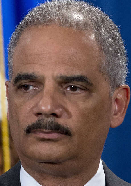 """""""Fighters in Syria returning to any of our countries"""" is a problem for all nations, AG Eric Holder said. / © 2014 Bloomberg Finance LP"""