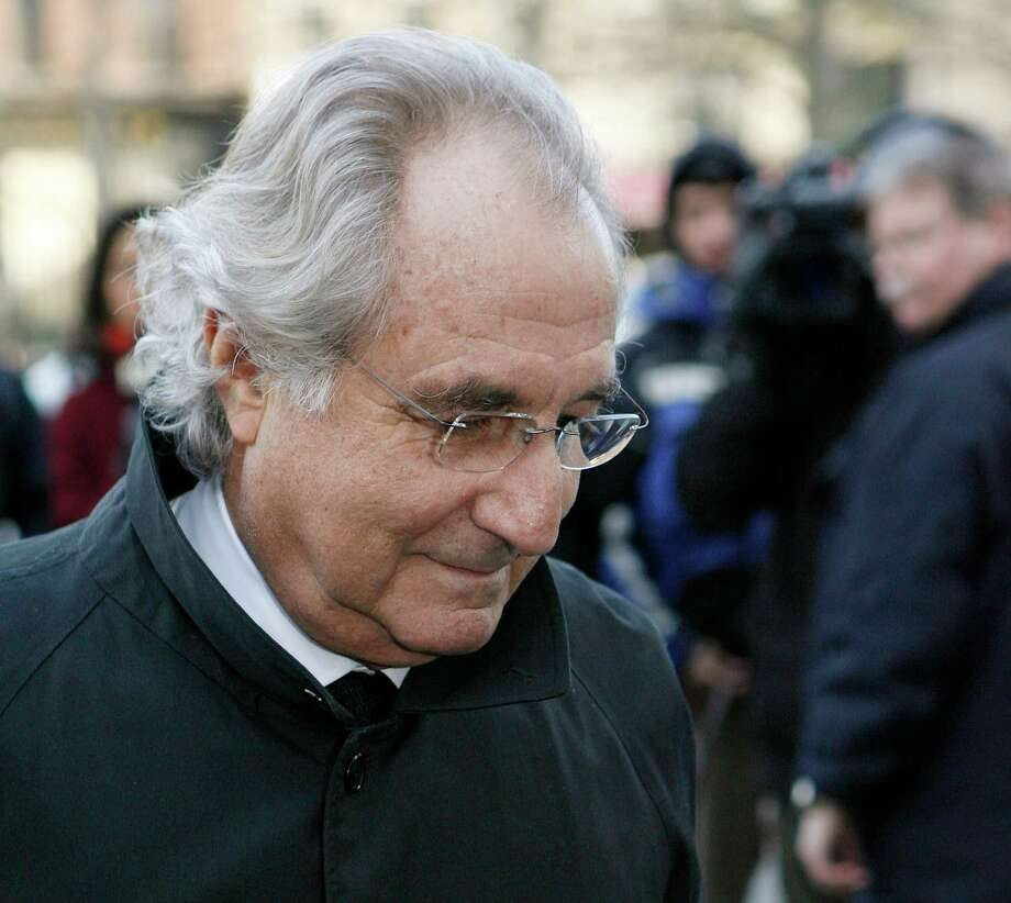 Bernard Madoff's investment fraud spawned 16,159 claims by victims. Only 2,518 were allowed. Photo: Stuart Ramson, FRE / FR70043 AP