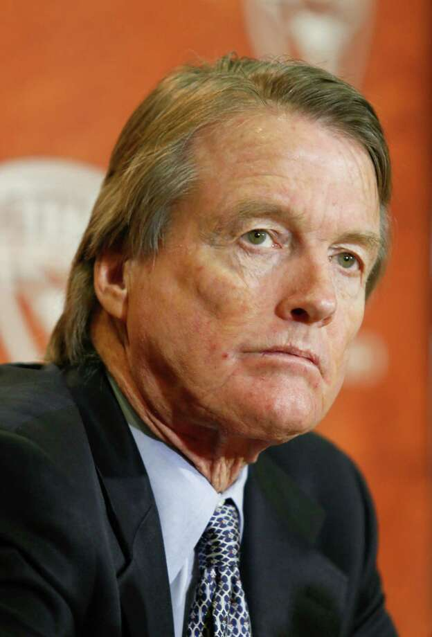 University of Texas president Bill Powers has agreed to resign. Photo: Associated Press / FR59553 AP