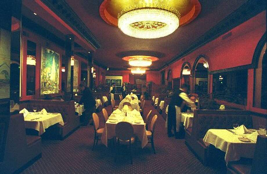 Alfred's took over the Blue Fox in 1998. Photo: Eric Luce, The Chronicle 1998