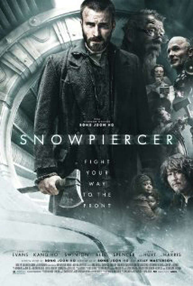 "Our film critic, Susan Granger, reviews ""Snowpiercer."" Photo: Contributed Photo, Contributed / New Canaan News Contributed"
